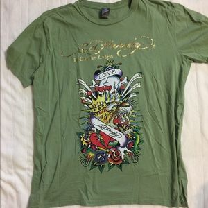 New Ed Hardy Men's XXL